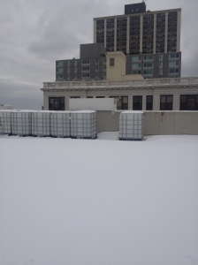 Weiss Hospital Rooftop